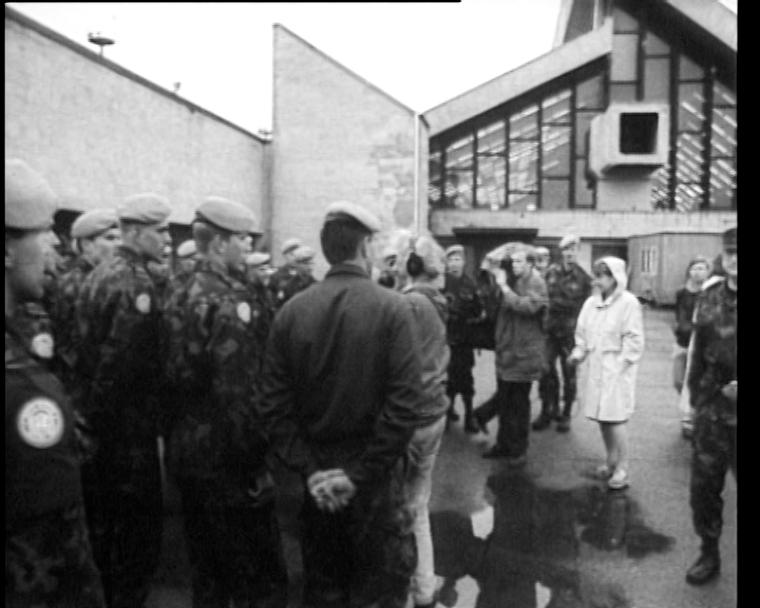 1995 ESTPLA1 puhkuselt tagasi Horvaatiasse minemas