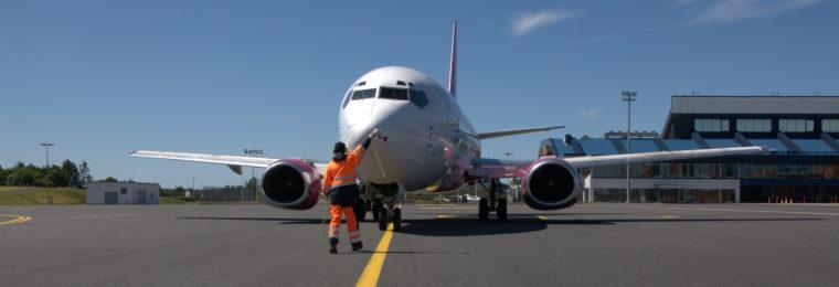 Tallinn Airport GH osutab lennufirmadele maapealset teenindust