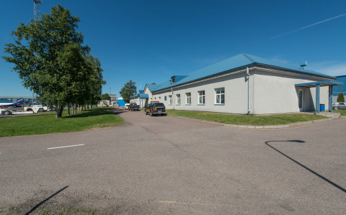 Büroo- ja olmeruunid suletud alal