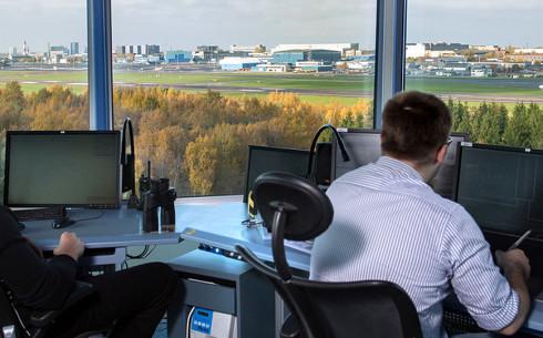 Lennuliiklusteenused