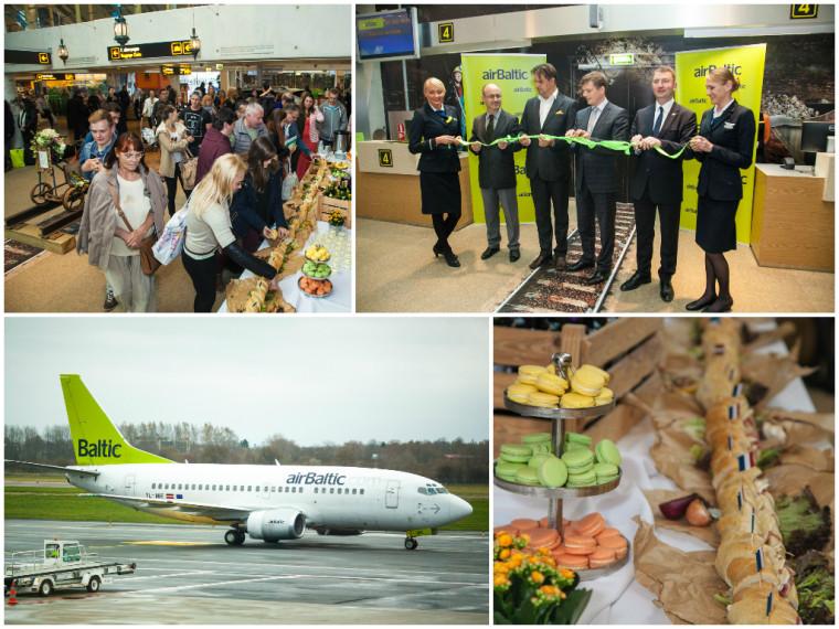 airBaltic TLL-CDG avamine