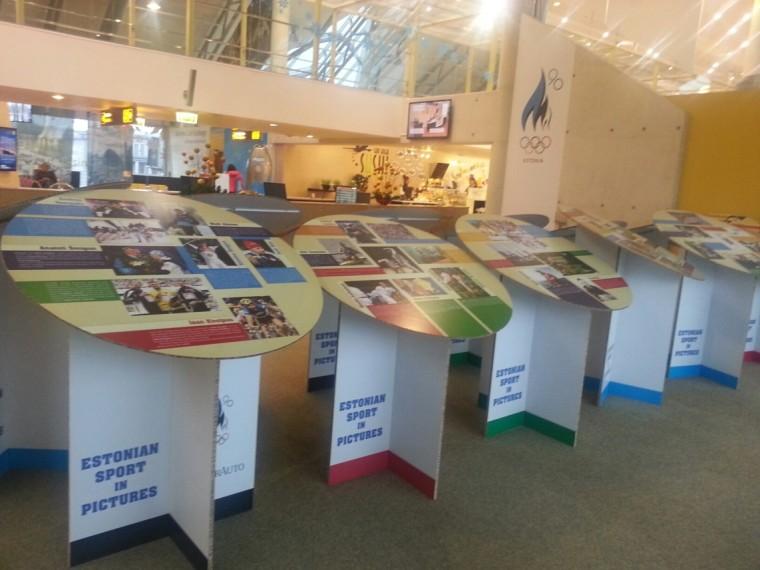 Eesti spordiajaloo näitus