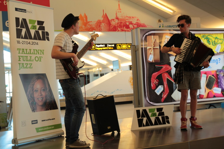 Jazzkaar 2015 reisiterminalis