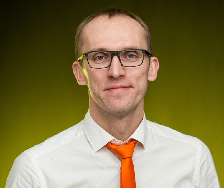 Tallinna Lennujaama turundusdirektor Eero Pärgmäe